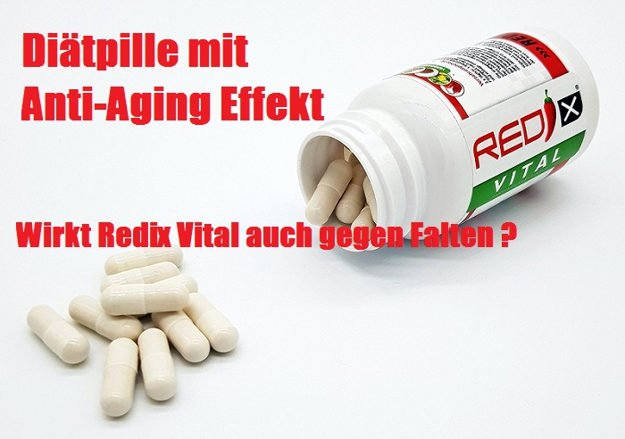 Redix Vital Erfahrungen Testbericht Datpille Mit Anti Aging Effekt